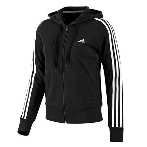 Hoodie Zipper 3second adidas essentials womens 3 stripe hooded track top hoody zip hoodie xs