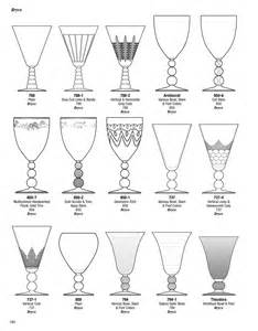Waterford Crystal Vase Patterns New Crystal Stemware Id Guide Vol 1 A F Images Frompo