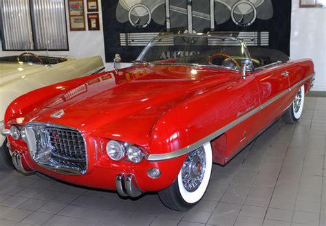 dodge supercar concept 1954 dodge firearrow iv concept dodge supercars
