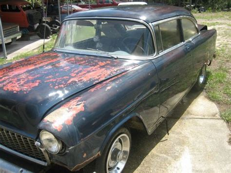 purchase   chevy bel air great project car