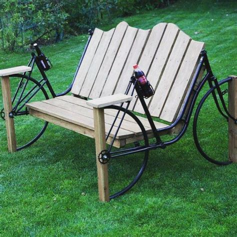 Bike Chair by 9351 Best Bicycle Recycled Bike Bits Images