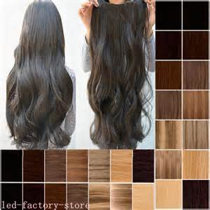 extensions real hair cheap price clip in hair extensions real quality to
