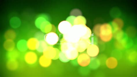 Lime Green Loopy Gravity Element 1 green bokeh loop royalty free and stock footage