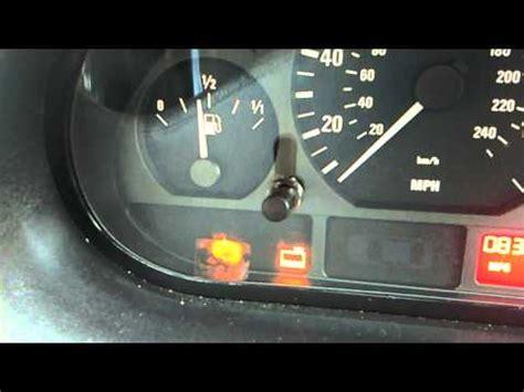 Bmw Coolant Light by Bmw E46 Check Engine And Coolant Light