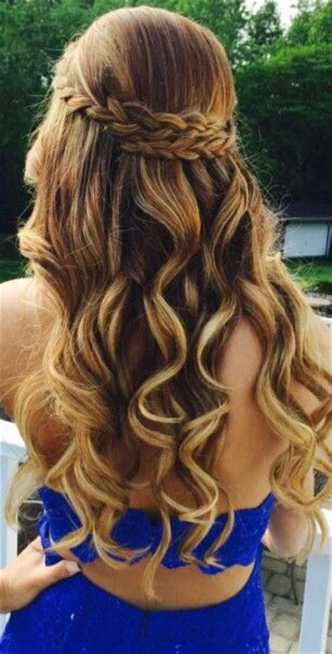 hairstyles for school dances easy hairstyles for school dances