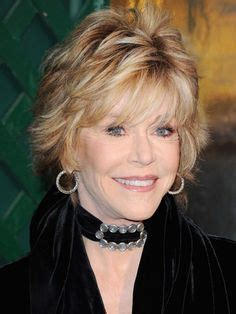 what hair prices does jayne fonda use short hairstyles for women over 50 with fine hair for