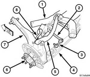 Jeep Patriot Rear Suspension Diagram Patriot 4x4 Sport Trailer Springs On Stock Strut