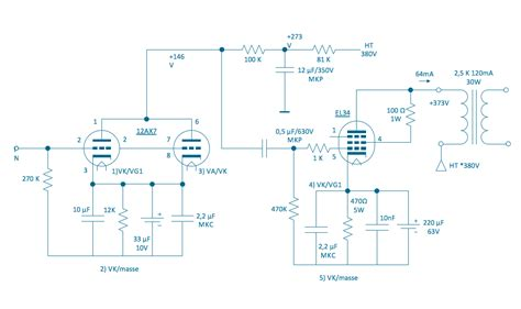draw circuits electrical engineering solution conceptdraw