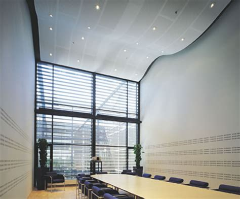 How To Make A Curved Ceiling by Curvex Curved Ceiling Panels Knauf Danoline Esi
