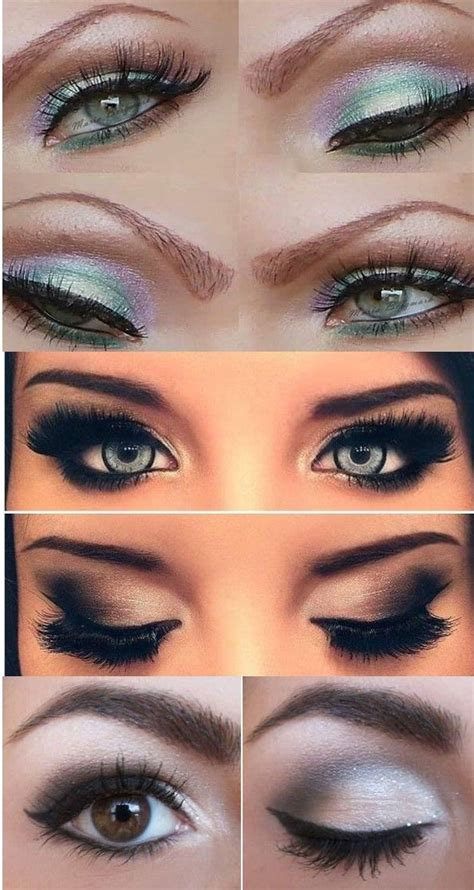 eyeshadow tutorial for brown skin 49 best images about make up on pinterest smoky eye