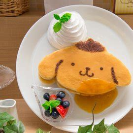 Pom Pom Purin Pancake sanrio expo 2014 is held