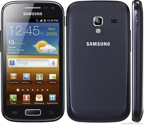 Samsung Galaxy Ace 2 samsung galaxy ace 2 i8160 pictures official photos