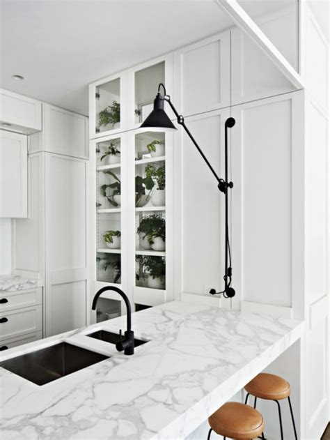 Kitchen & Bath Trend :: Black Hardware & Fixtures   coco