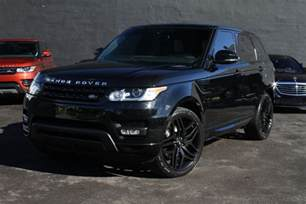 range rover south rentals