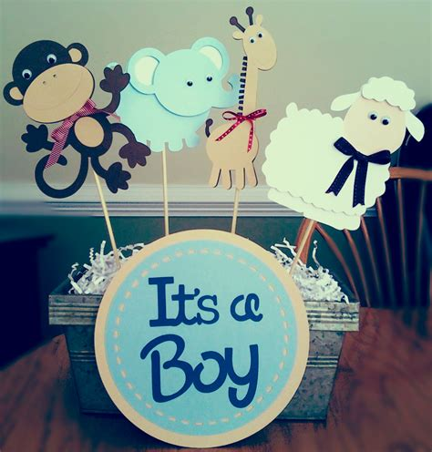 baby shower boy centerpiece ideas baby shower ideas for boys favors ideas
