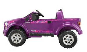 Power Wheels Ford F150 Truck By Fisher Price Fisher Price Power Wheels Ford F 150 Purple Camo 171 Fisher