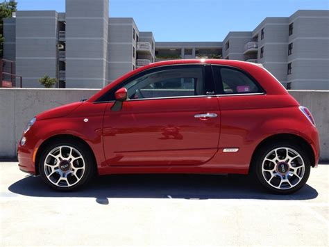 fiat 500 red very nice red fiat 500 things to buy pinterest