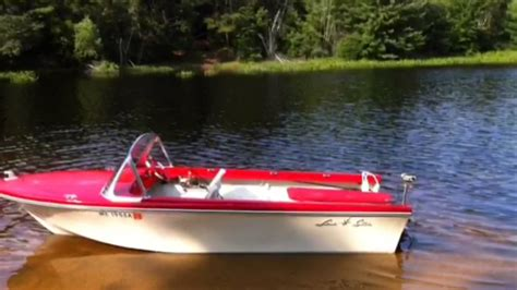 jet ski bass boat antique boat jet ski powered youtube