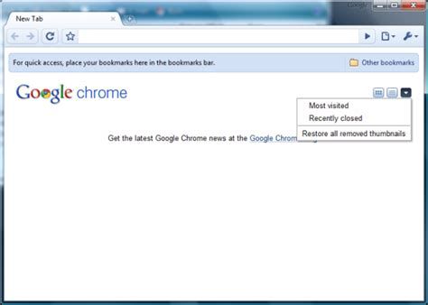 chrome tab disable google chrome s new tab page
