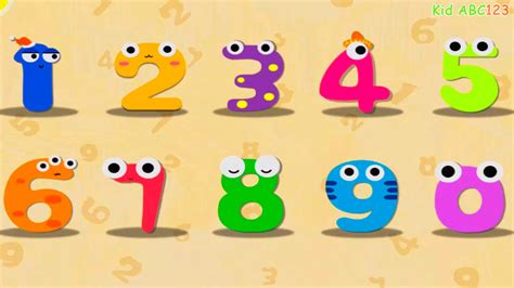 videos for kids 1 magic numbers 1 to 10 babybus 123 learning apps for