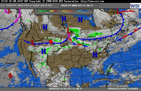 us weather map for next 7 days metro weather wx discussion metro weather inc services
