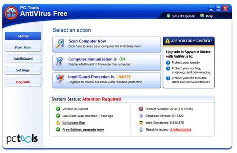 full antivirus for pc pc tools antivirus download