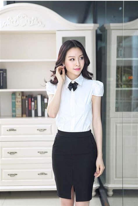 Promo Kemeja Lengan Pendek Terbaru kemeja wanita lengan pendek putih model terbaru jual