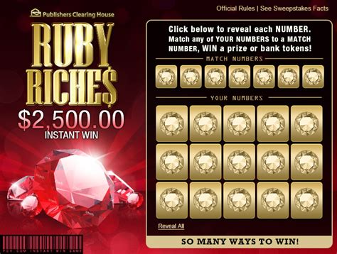 Pch Scratch Off - feel like royalty with new crown jewels gems scratch offs at pch com pch blog