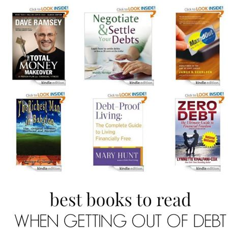 best to read best books to read when getting out of debt figuring