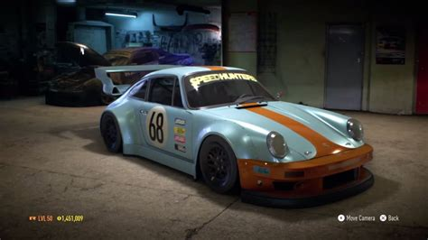 porsche nfs 2015 need for speed 2015 porsche 911 carrera rsr 2 8 1973