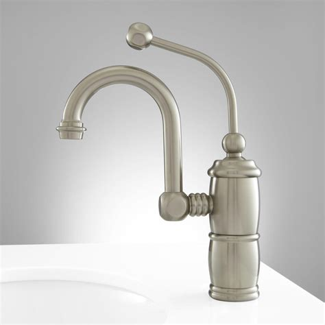 marcella single bathroom faucet with pop up drain