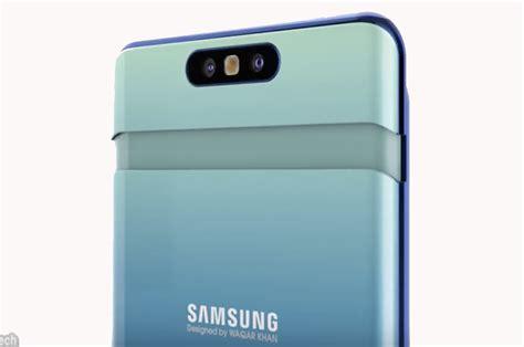 Samsung Galaxy A80 Kuwait by Nuevo Samsung A90 Incluir 237 A C 225 Mara Trasera Deslizante Similar Al Xiaomi Mi Mix 3 Y Al Oppo Find