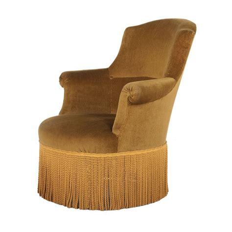 vintage velvet chair antique velvet chair at 1stdibs