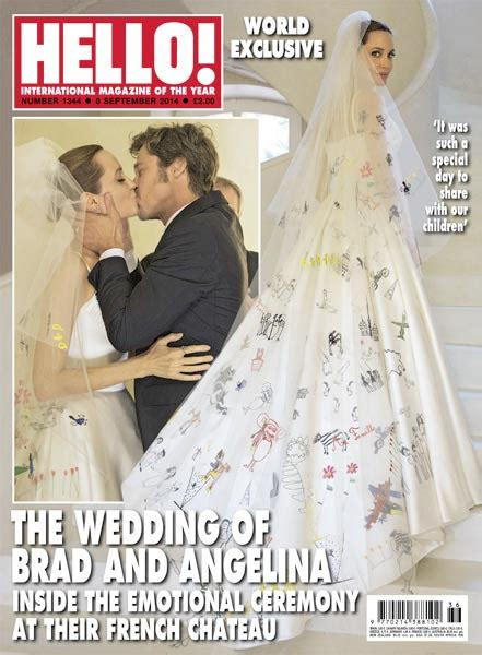 Exclusive Brangelina Threat Lifestyle Magazine by What You Need To About Brangelina Wedding