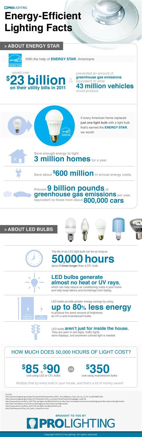 energy efficient light bulbs facts 118 best images about led infographics on save