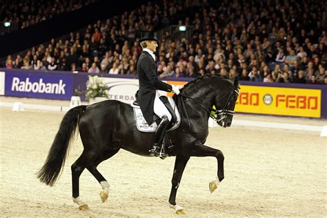best dressage edward gal and moorlands totilas the fei world cup dressage gal and totilas on top in