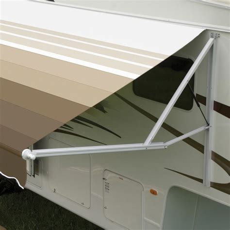 domestic awning caravansplus dometic power awning hardware white