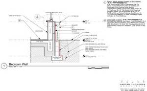 How To Draw A Basement Floor Plan 1 4 Per Foot image gallery slab haunch