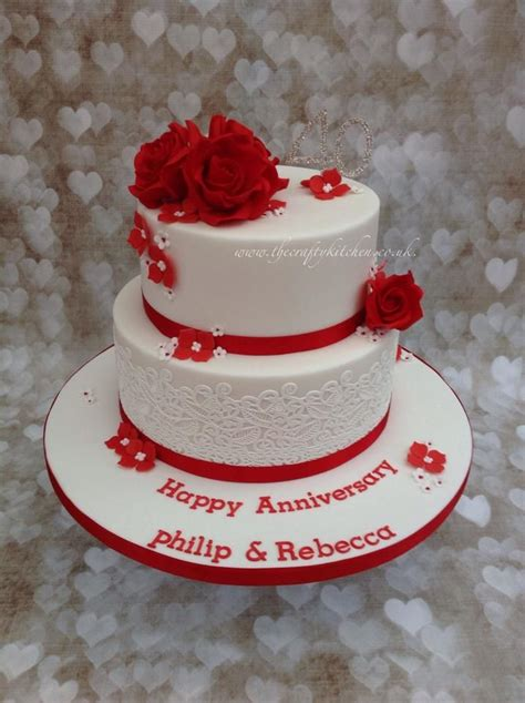 Ruby Wedding Cakes by 25 Best Ideas About Ruby Wedding Cake On Ruby