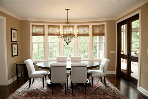 dining room blinds formal window treatments dining room traditional with blue