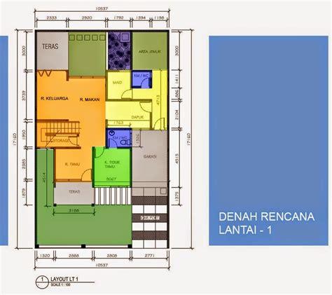 gambar desain denah rumah mewah  lantai  terbaru  inspirasi  rebanas rebanas