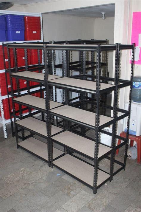 Jual Rak Galon Besi jual rak gudang shelf kayu 3 tipe