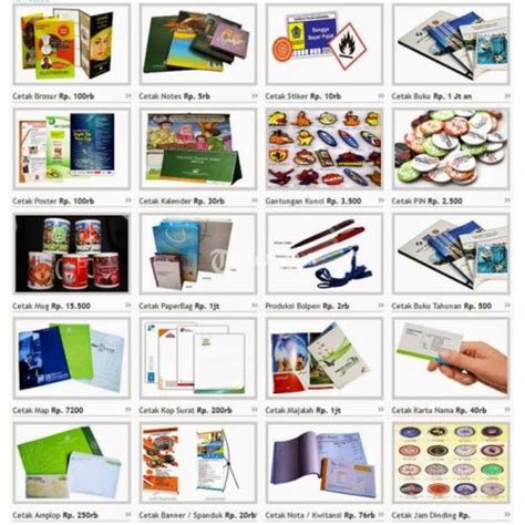 desain brosur harga jasa desain grafis percetakan logo brosur stiker dll
