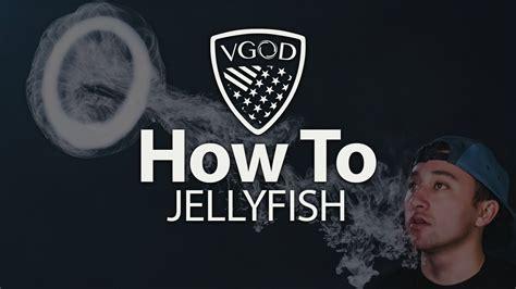 vape jellyfish tutorial vgod vape trick tutorials how to jellyfish youtube