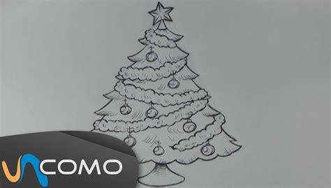 dibujar 225 rbol de navidad youtube
