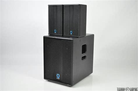 Speaker Qube fbt qube powered pa system q 106a speakers qs 112a subwoofer jbl bag end 16488 ebay