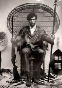 black panther leader huey newton 1969 1960 s