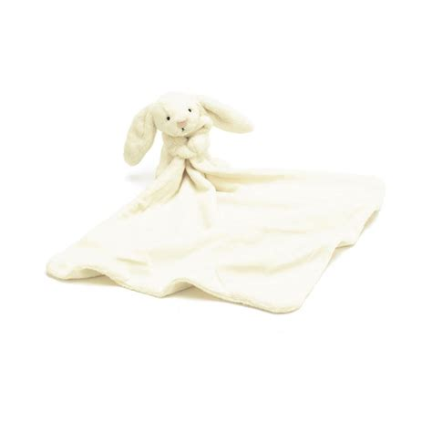 little jellycat bunny comforter little jellycat bashful bunny cream soother the animal