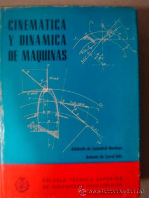 libro m a 24 hour libro cinematica y dinamica de maquinas escuel comprar en todocoleccion 23604440