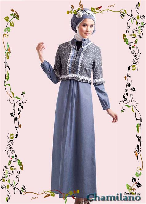 Baju Muslim Mode Baju Muslimah Cake Ideas And Designs